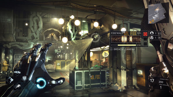 دانلود نسخه فشرده بازی Deus Ex: Mankind Divided برای PC
