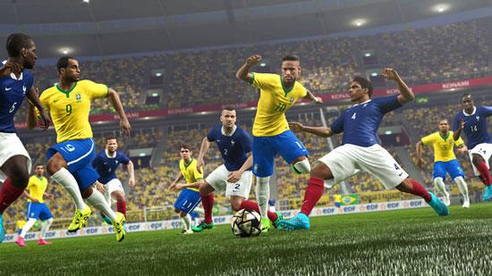 دانلود نسخه فشرده بازی PRO EVOLUTION SOCCER 2016 برای PC