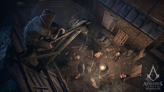 دانلود بازی Assassins Creed Syndicate برای PC