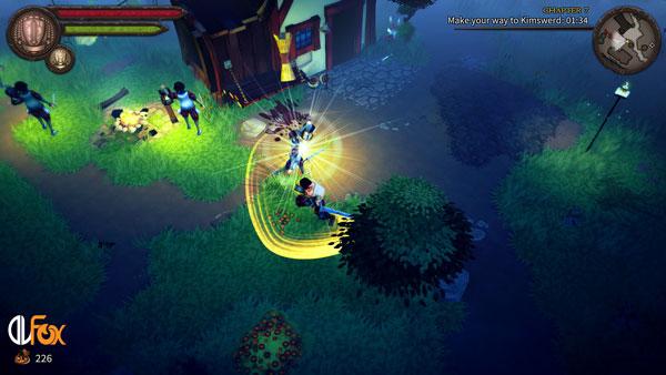 دانلود نسخه فشرده بازی Cross of the Dutchman برای PC