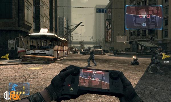 دانلود نسخه فشرده بازی Frontlines: Fuel of War برای PC