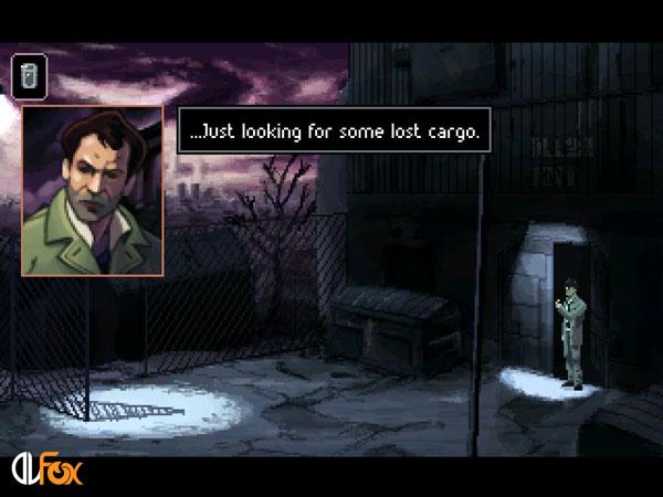 دانلود نسخه فشرده بازی Gemini Rue برای PC