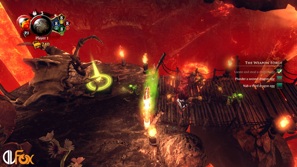 دانلود نسخه فشرده بازی OVERLORD: FELLOWSHIP OF EVIL برای PC