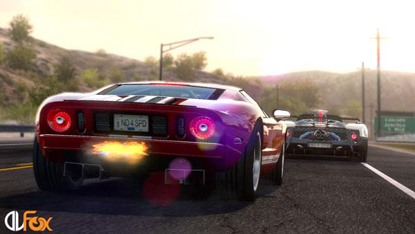 دانلود نسخه فشرده بازی NEED FOR SPEED: HOT PURSUIT برای PC