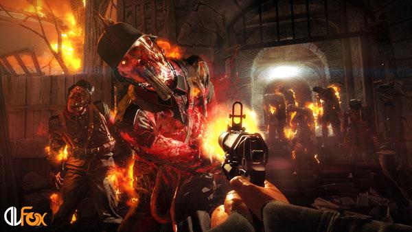 دانلود نسخه فشرده بازی Wolfenstein: The Old Blood برای PC
