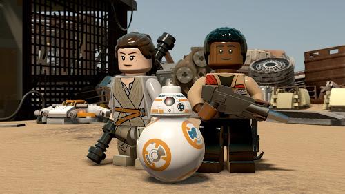 دانلود نسخه فشرده بازی LEGO STAR WARS THE FORCE AWAKENS برای PC