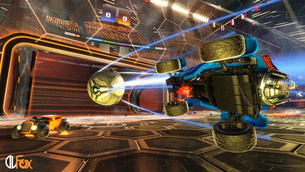 دانلود نسخه فشرده بازی Rocket League برای PC