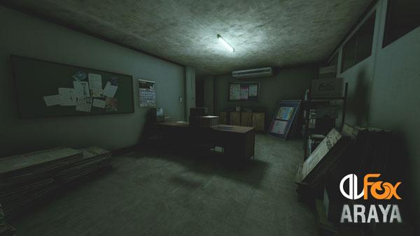 دانلود نسخه فشرده بازی ARAYA برای PC