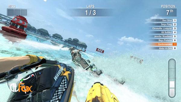 دانلود نسخه فشرده بازی Aqua Moto Racing Utopia برای PC