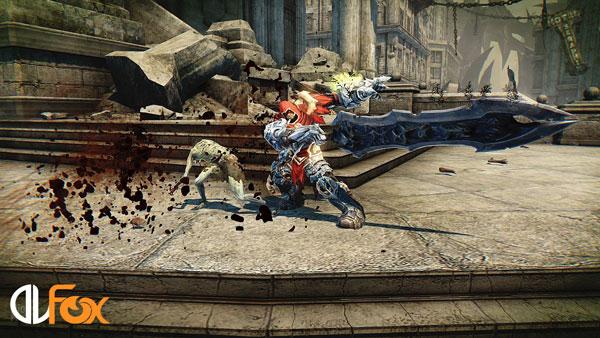 دانلود نسخه فشرده بازی Darksiders: Warmastered Edition برای PC