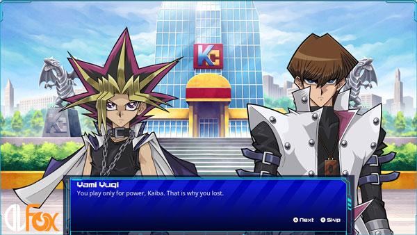 دانلود نسخه فشرده بازی Yu Gi Oh Legacy of the Duelist برای PC