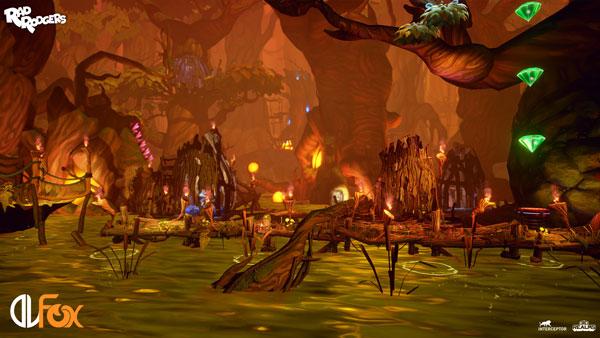 دانلود نسخه فشرده بازی RAD RODGERS: WORLD ONE برای PC