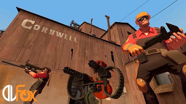دانلود بازی Team Fortress 2 برای PC