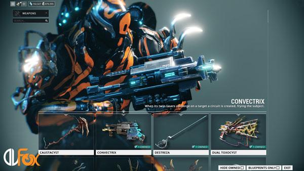 دانلود بازی Warframe برای PC