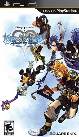 Kingdom Hearts By Sleep