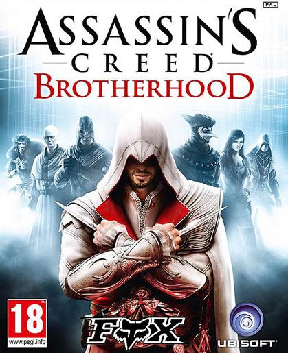 دانلود بازی اکشن Assassins Creed Brotherhood
