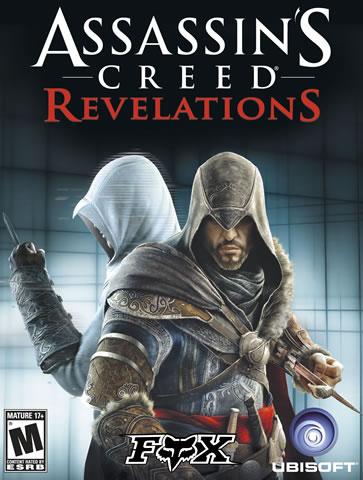 دانلود بازی اکشن Assassins Creed Revelations