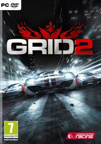 دانلود نسخه BlackBox بازی GRID 2