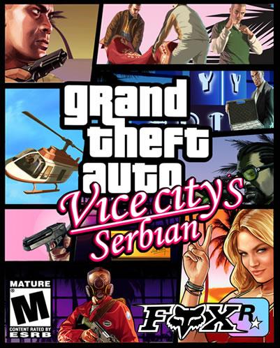 دانلود دوبله فارسی بازی جی تی ای Grand Theft Auto Vice City