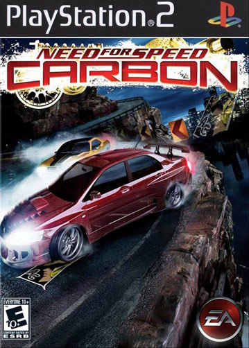 دانلود بازی پلی استیشن 2 Need For Speed Carbon ps2