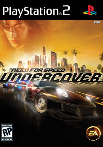 دانلود بازی پلی استیشن 2 Need For Speed Undercover ps2