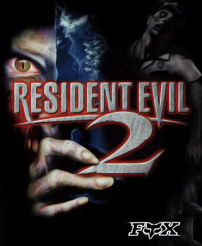 دانلود بازی اویل Resident Evil 2 Platinum