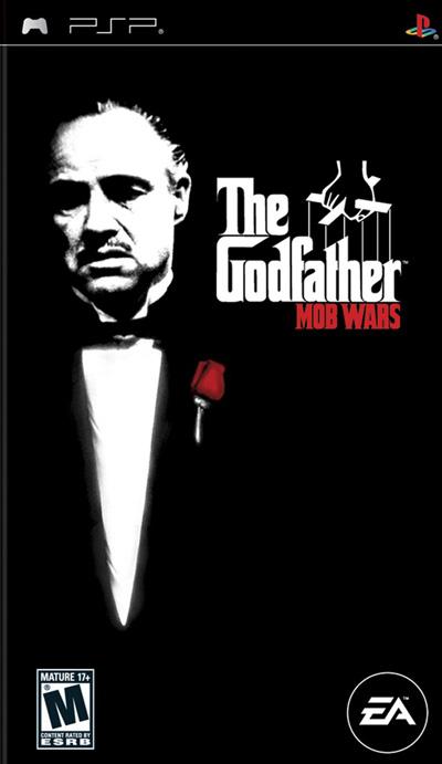 دانلود بازی پی اس پی The Godfather Mob Wars PSP