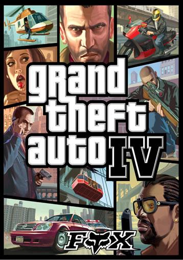 دانلود بازی سرقت بزرگ اتوموبیل grand theft auto iv