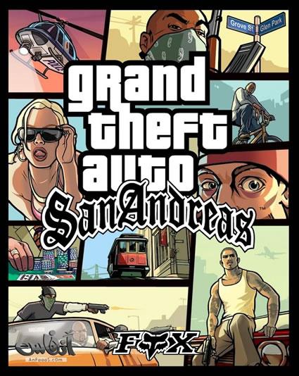 دانلود بازی جی تی ای GTA San Andreas