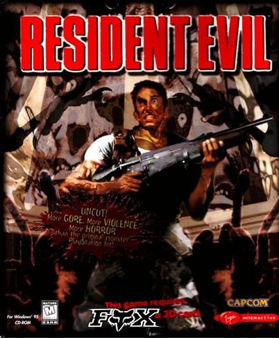 دانلود بازی اویل Resident Evil 1