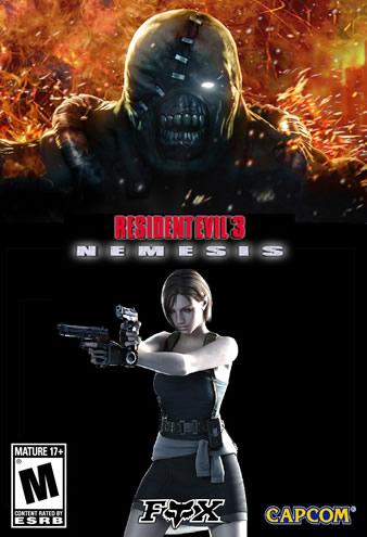 دانلود بازی اویل Resident Evil 3 Nemesis
