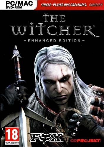 دانلود بازی the witcher enhanced edition 1