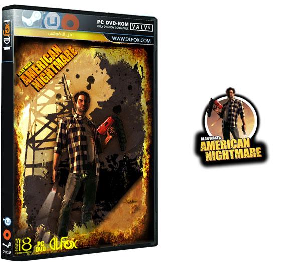 دانلود نسخه فشرده بازی Alan Wakes American Nightmarer برای PC