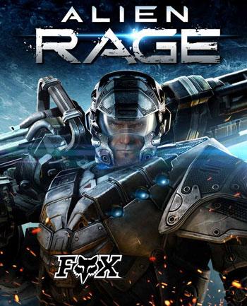 دانلود نسخه فشرده بازی  Alien Rage