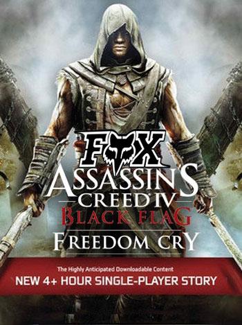 نسخه فشرده بازی Assassin's Creed Freedom Cry