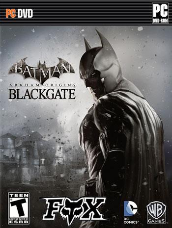 دانلود نسخه فشرده بازی  Batman Arkham Origins Blackgate