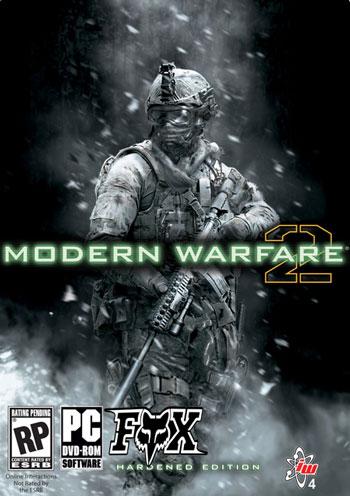 دانلود نسخه فشرده بازی Call Of Duty Modern Warfar 2 برای کامپیوتر