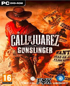 دانلود نسخه BlackBox بازی Call of Juarez:Gunslinger