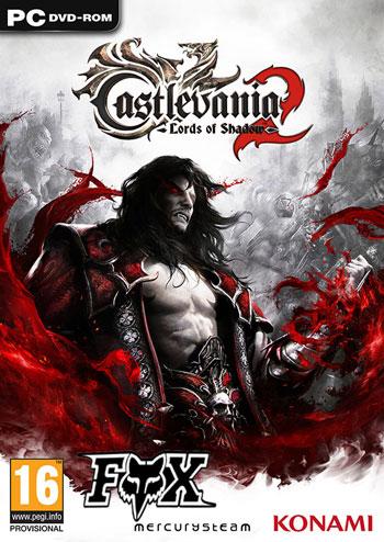 نسخه فشرده بازی Castlevania Lords of Shadow 2