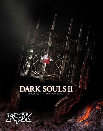 دانلود بازی Dark Souls II Crown of the Old Iron King برای کامپیوتر