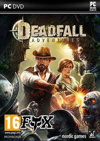 دانلود نسخه فشرده بازی Deadfall Adventures