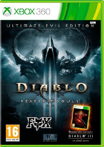 دانلود بازی Diablo III Reaper of Souls برای XBOX360