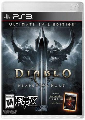 دانلود بازی Diablo III Reaper of Souls برای Ps3