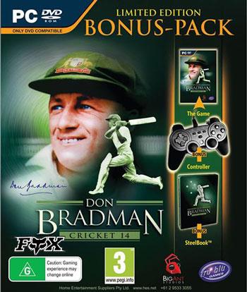 دانلود نسخه فشرده بازی Don Bradman Cricket 14 برای کامپیوتر