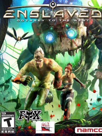 دانلود نسخه فشرده بازی Enslaved Odyssey To The West برای کامپیوتر