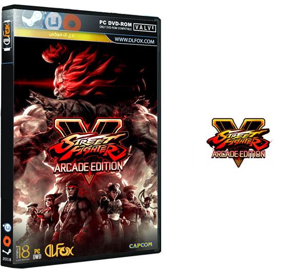 دانلود نسخه فشرده بازی S-F-V: Arcade Edition برای PC