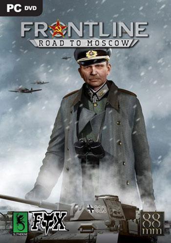 دانلود بازی Frontline Road To Moscow