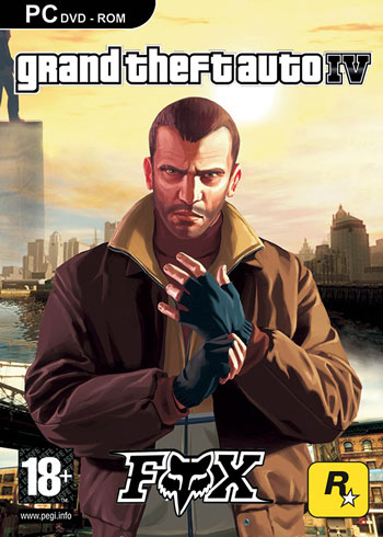 دانلود نسخه فشرده بازی  GTA IV 2013