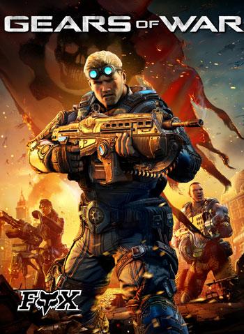 دانلود نسخه فشرده بازی Gears Of War برای کامپیوتر