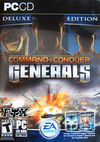 مجموعه بازی  Command And Conquer +آپدیت و پچ